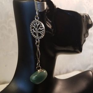 Tree of Life Ear cuff, Dred locks, braids cuff